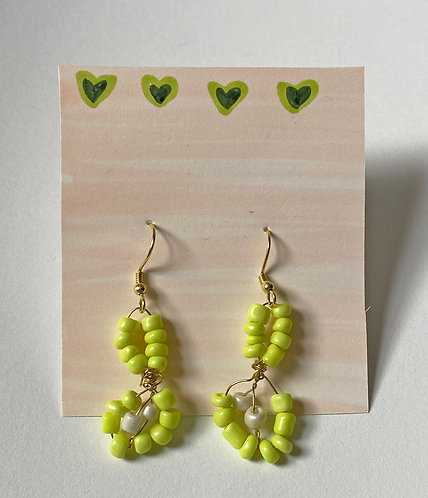The Lemon-Lime Earring
