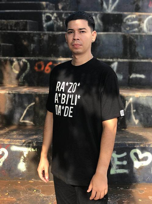 camiseta RAZOABILIDADE