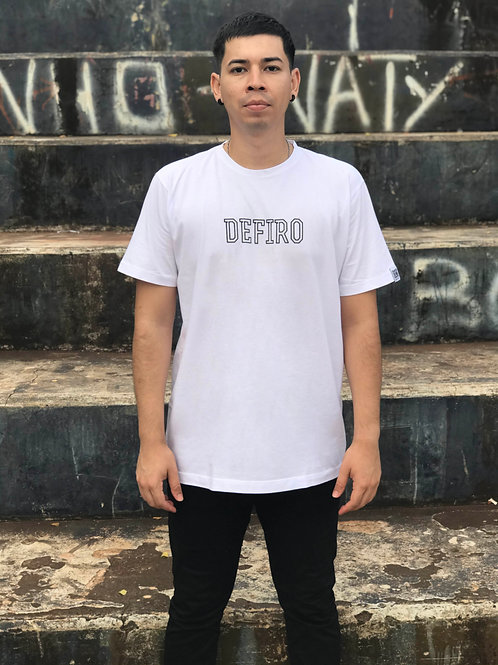 camiseta DEFIRO