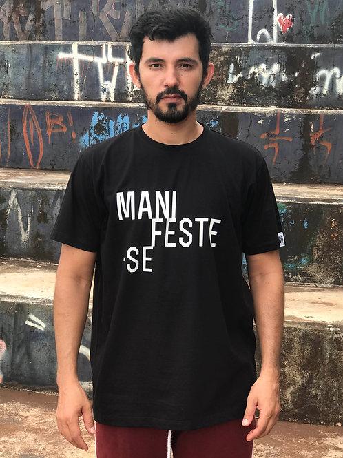 camiseta MANIFESTE-SE