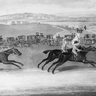 Historien om Norsk Derby galopp