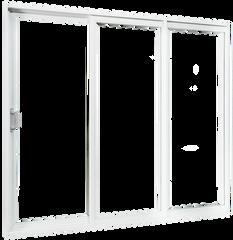 3-Panel Sliding V-4500
