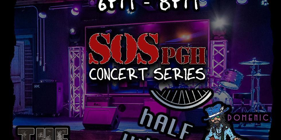 SOSPGH CONCERT SERIES - WEEK 3 - LIVE STREAM