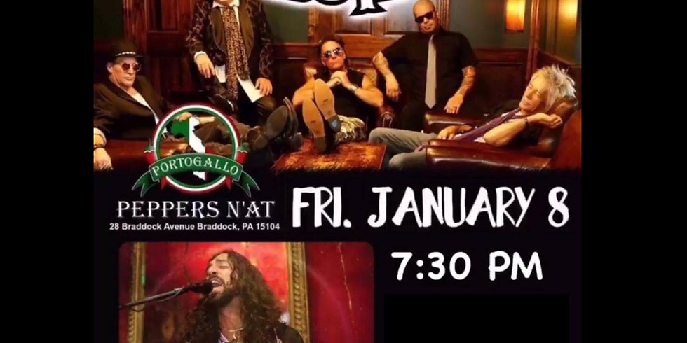 The Borstal Boys & DoMeNiC Live @ PEPPERS N'AT