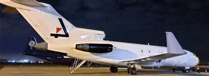 Boeing 727 nairobi