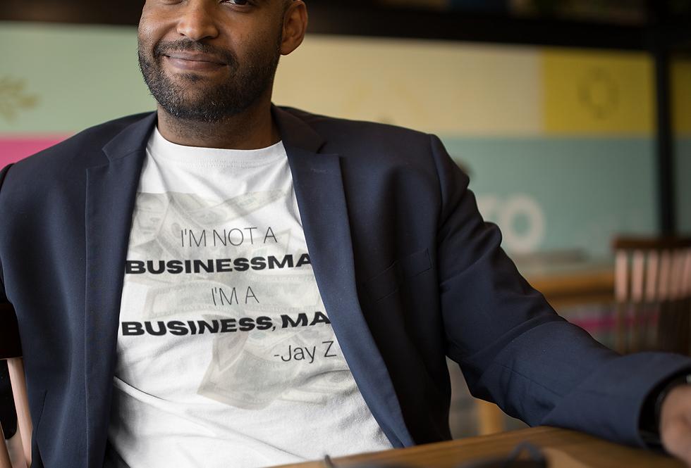 Not A Business Man