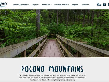 Path to the Poconos