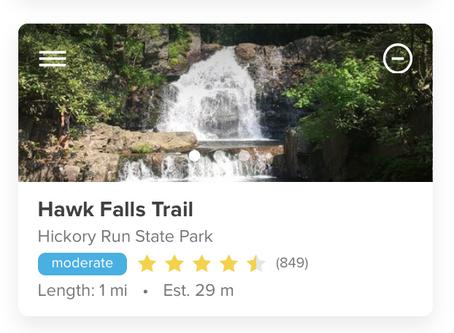 Poconos Hiking: A Hike A Day Challenge - 31 Trails