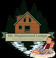 2020 Mt. Maplewood Lodge LOGO -Window Be