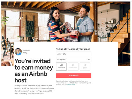 Ambassador Program - AirBnB