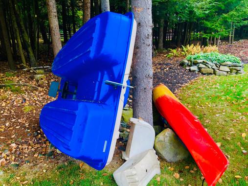 Paddle Boat & Kayak