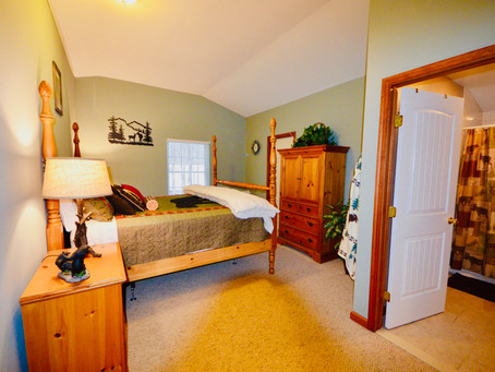 reMASTERed Bedrooms & Renovations at The Chalet