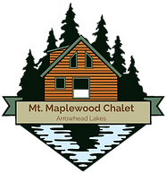 Mt. Maplewood Chalet Logo Arrowhead Lake