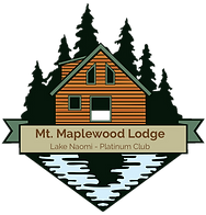 Mt. Maplewood Lodge LOGO - Lake Naomi.pn