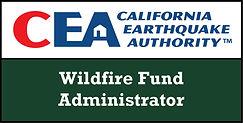 2020 CEA Wildfire Fund Admin Logo - GREE