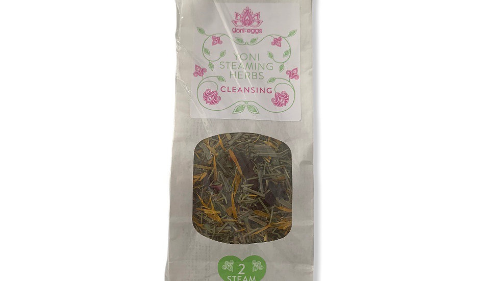 Yoni steaming herbs - Cleansing 2 Steam Pack