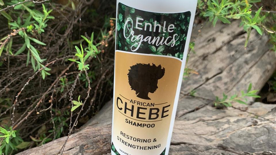 250ml African Chebe Shampoo