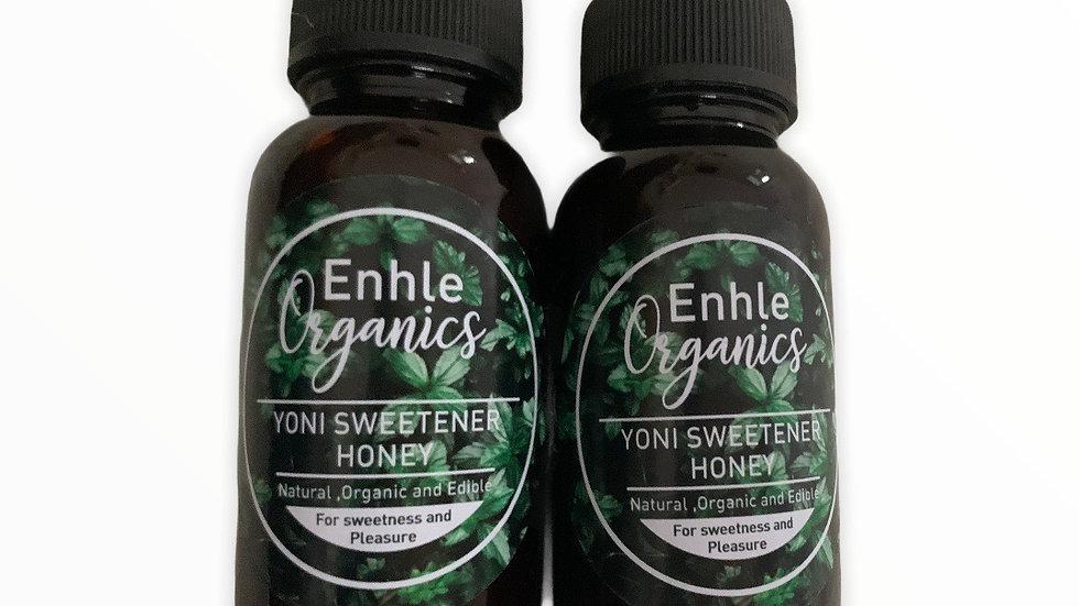 50ml Yoni Sweetener  Honey - Gorontula Syrup