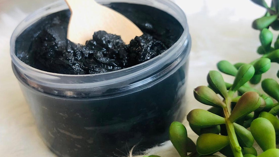 125ml Activated Charcoal Face Mask