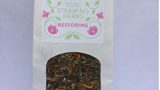 Yoni Steaming Herbs – Restoring Mix – 2-Steam Pack