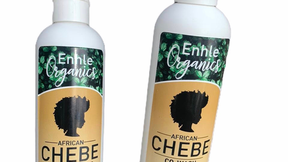 250ml Chebe Hair Shampoo and Conditioner Co-wash