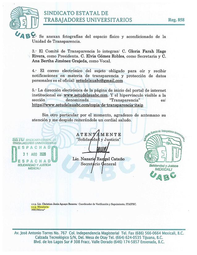 OFICIO 178 DE 2020 TRANSPARENCIA UT-2.pn