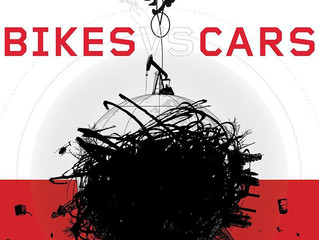 Bikes vs. Cars Screening was a Success!