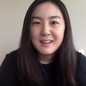 Claire Chen's Encouragement: Set Your Eyes on Eternity