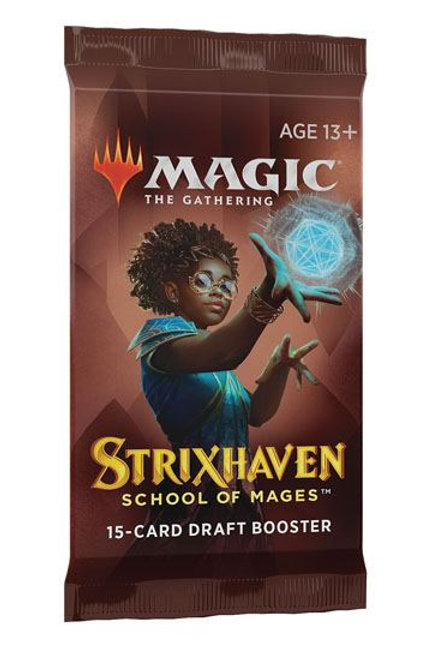 Magic The Gathering : Strixhaven Draft boosters