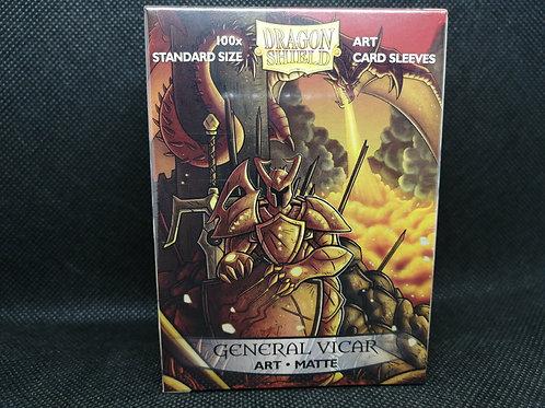 Dragon Shield: Art Matte: General Vicar