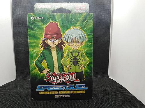 Yu gi oh: Speed duel starter deck - Ultimate Predators