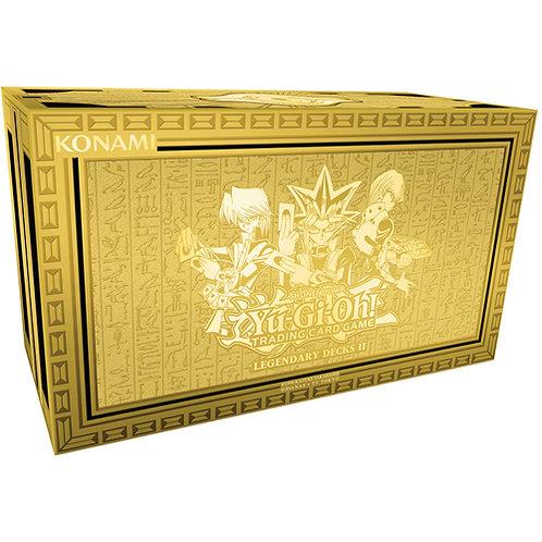 Yu-Gi-Oh: Legendary Deck 11 Reprint Unlimited Edition