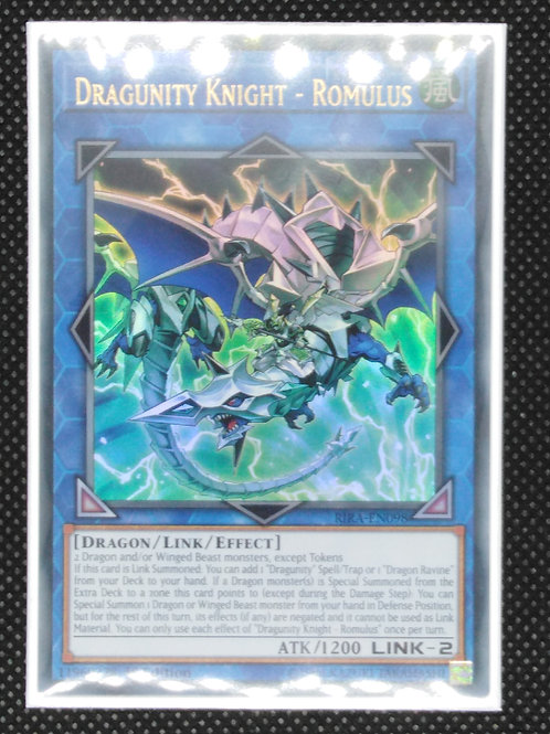 Dragunity Knight- Romulus (UR)