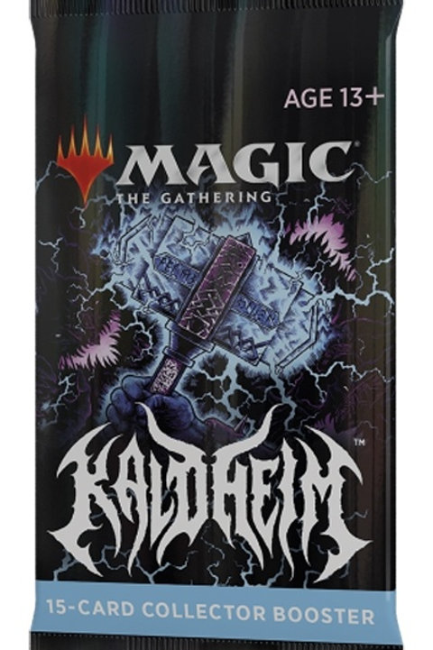 Magic The Gathering : Kaldheim Collector Booster
