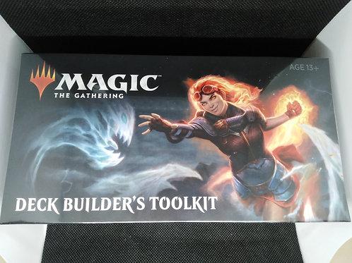 Magic The Gathering : Deck builders Tool kit 2020