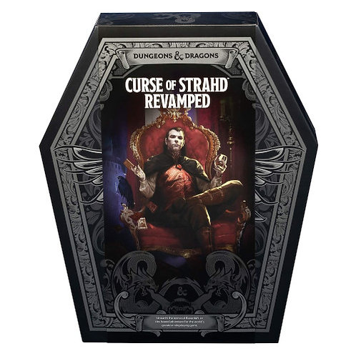 D&D Curse of Strahd Revamped Premium Limited Edition