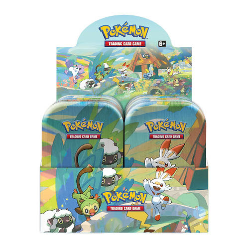Pokemon : Galar Mini tins