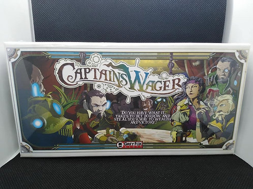 Captains Wager Core game