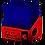 """Thumbnail: Ultra-Pro Toploaders : 3""""x4"""" (63.5mm x 88.9mm) 25pk"""