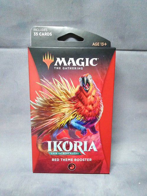 Magic the Gathering Ikoria: Lair of Behemoths Theme Booster