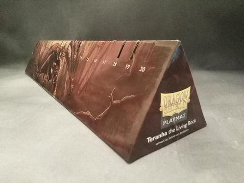 Arcane tinmen dragon shield play mat :Teranha the living rock