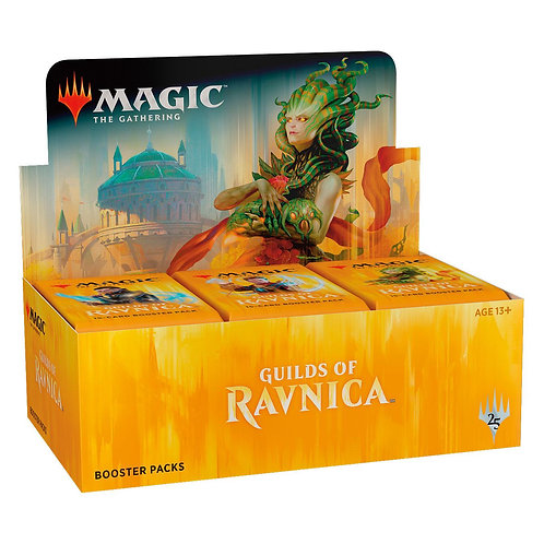 Guilds of Ravnica Booster Display box (36packs)