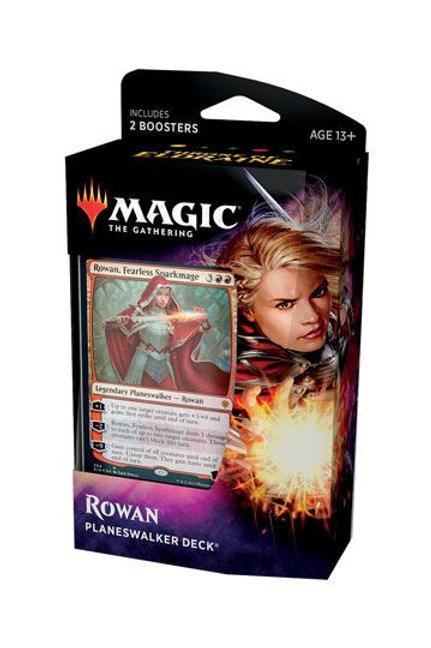 Magic the Gathering : Thrones of Eldraine Planeswalker deck