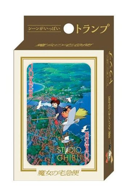 Benelic : Kiki's Delivery Service Playing cards