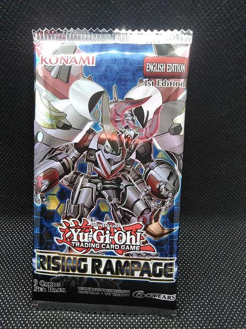 Rising Rampage : Booster (9cardpk)