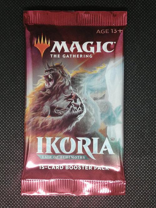 Magic The Gathering : Ikoria Booster
