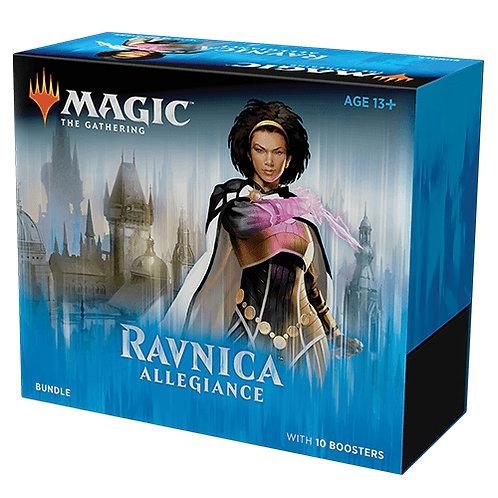 Magic The Gathering : Ravnica Allegiance Bundle