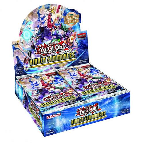 Yu-Gi-Oh!: Hidden summoners (36pack)