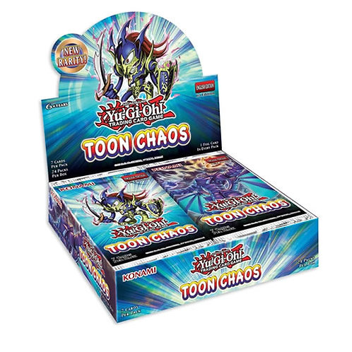 Yu-Gi-Oh! - Toon Chaos Booster Box Reprint (24 Count)