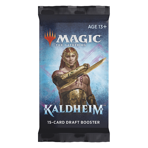 Magic The Gathering : Kaldheim Booster Draft Boosters